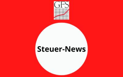 Steuer-News-Mai